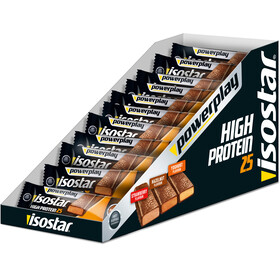 Isostar High Protein 25 Bar Box 30x35g, Strawberry